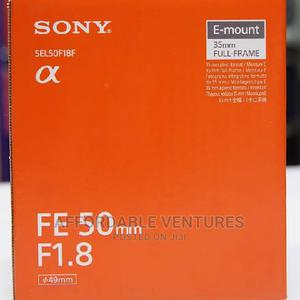 Sony FE 50mm F/1.8 Lens   Photo & Video Cameras for sale in Lagos State, Lagos Island (Eko)