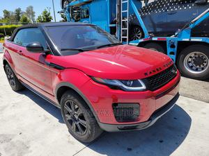 Land Rover Range Rover Evoque 2018 Red   Cars for sale in Lagos State, Lekki