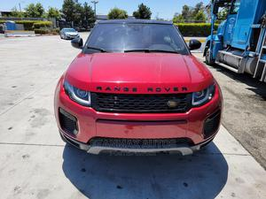 Land Rover Range Rover Evoque 2018 Red | Cars for sale in Lagos State, Lekki
