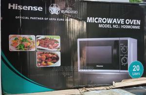 Hisense 20 Litre Microwave Oven-White   Kitchen Appliances for sale in Lagos State, Lagos Island (Eko)