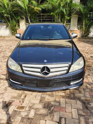 Mercedes-Benz C-Class 2010 Black | Vehicle Parts & Accessories for sale in Enugu State, Enugu