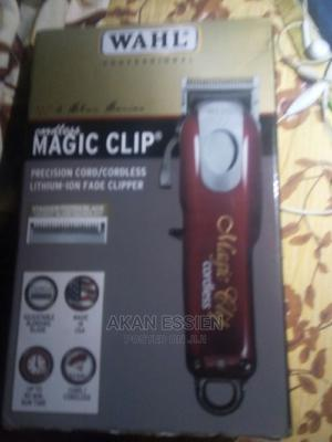 Wahl Magic Clip Cordless | Tools & Accessories for sale in Lagos State, Ikeja