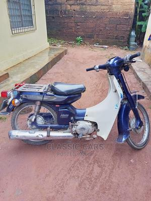 Yamaha Gear 2017 Blue | Motorcycles & Scooters for sale in Anambra State, Nnewi