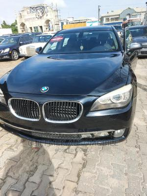 BMW 7 Series 2010 Black   Cars for sale in Lagos State, Ajah