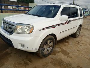 Honda Pilot 2010 White | Cars for sale in Lagos State, Ifako-Ijaiye