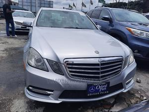 Mercedes-Benz E350 2010 Silver | Cars for sale in Rivers State, Port-Harcourt