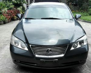 Lexus ES 2009 350 Gray   Cars for sale in Rivers State, Port-Harcourt