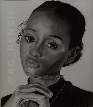 I Will Make a Realistic Pencil Drawing, Portrait | Arts & Crafts for sale in Osun State, Ilesa
