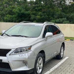Lexus RX 2013 350 FWD Silver   Cars for sale in Lagos State, Apapa