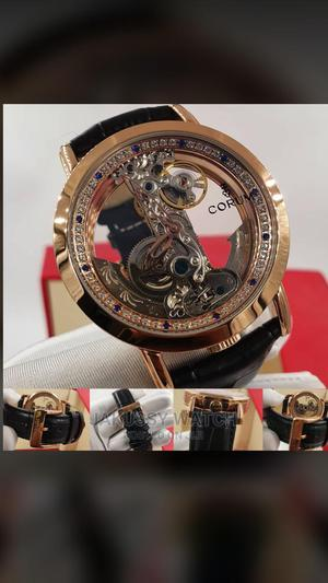 Corum Chain Wrist Watch High Grade With Warranty Affordable | Watches for sale in Lagos State, Lagos Island (Eko)