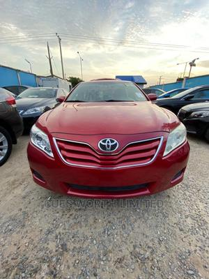 Toyota Camry 2010 Red | Cars for sale in Lagos State, Ikeja