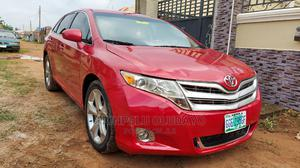 Toyota Venza 2010 AWD Red | Cars for sale in Lagos State, Ikeja