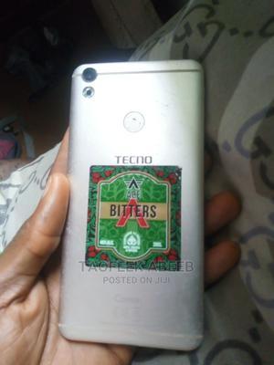 Tecno Camon CX 16 GB Silver   Mobile Phones for sale in Oyo State, Oluyole