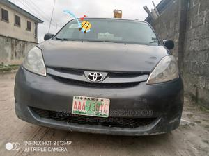 Toyota Sienna 2007 LE 4WD Gray | Cars for sale in Lagos State, Ajah