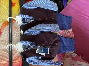 Izod Baby 4 Piece Set 12 - 18months for Twin Boys | Children's Clothing for sale in Abuja (FCT) State, Gwarinpa