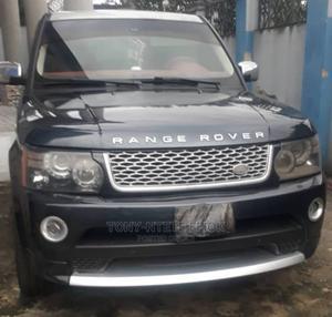 Land Rover Range Rover Sport 2013 Black   Cars for sale in Akwa Ibom State, Uyo