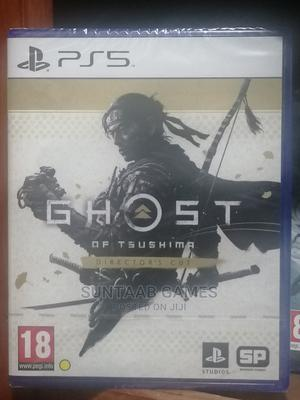 PS5 Ghost of Tsushima Director's Cut   Video Games for sale in Lagos State, Lagos Island (Eko)