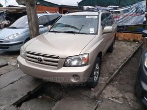 Toyota Highlander 2005 Gold | Cars for sale in Lagos State, Amuwo-Odofin