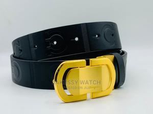Ferragamo Designers Man Belt Good Quality Affordable Price | Watches for sale in Lagos State, Lagos Island (Eko)