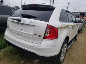 Ford Edge 2012 White | Cars for sale in Rivers State, Port-Harcourt
