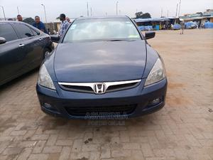 Honda Accord 2009 2.0 I-Vtec Automatic Blue   Cars for sale in Lagos State, Ikeja