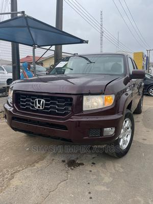 Honda Ridgeline 2009 RTL Beige | Cars for sale in Oyo State, Ibadan