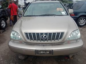 Lexus RX 2002 300 4WD Gold | Cars for sale in Lagos State, Apapa