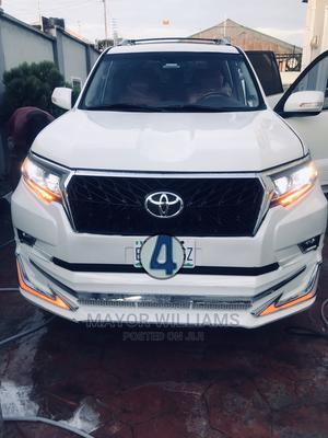 Toyota Land Cruiser Prado 2005 White | Cars for sale in Lagos State, Mushin
