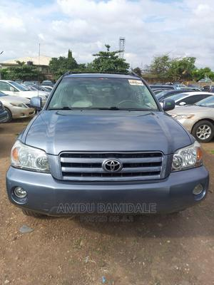 Toyota Highlander 2006 V6 Gray | Cars for sale in Oyo State, Ibadan