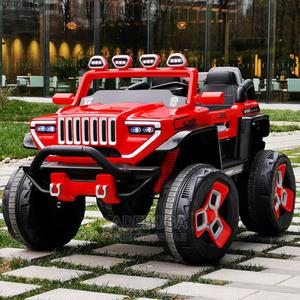 Very Big Kids Double Seater Jeep Age 3 Years To 10 Years   Toys for sale in Lagos State, Ikeja
