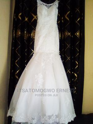 Wedding Gown With Veil | Wedding Wear & Accessories for sale in Delta State, Sapele