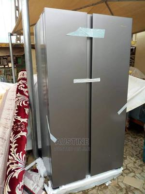Brand New HISENSE (REF76WS)562L,Side by Side Refrigerator | Kitchen Appliances for sale in Lagos State, Ojo