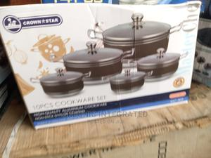 Five Sets of Non-Stick Pot | Kitchen Appliances for sale in Rivers State, Port-Harcourt