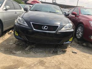 Lexus IS 2010 250 Automatic Black   Cars for sale in Lagos State, Apapa