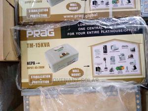 15kva Prag Industrial Stabilizer | Solar Energy for sale in Lagos State, Amuwo-Odofin