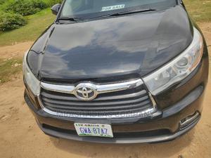 Toyota Highlander 2016 Black | Cars for sale in Abuja (FCT) State, Maitama