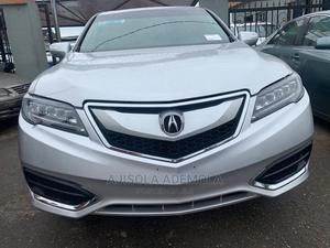 Acura RDX 2013 Base AWD Silver   Cars for sale in Lagos State, Ikeja
