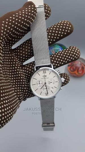 Daniel Wellington Swiss Made Chain Wrist Watch High Quality | Watches for sale in Lagos State, Lagos Island (Eko)