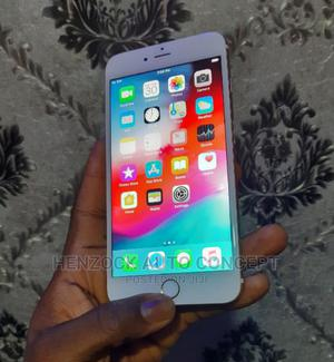 Apple iPhone 6s Plus 128 GB Silver | Mobile Phones for sale in Lagos State, Isolo