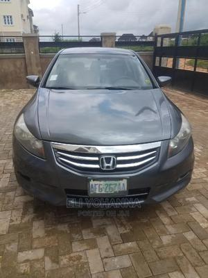 Honda Accord 2008 2.0 Comfort Automatic Gray   Cars for sale in Abuja (FCT) State, Lugbe District