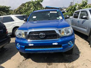 Toyota Tacoma 2008 4x4 Access Cab Blue | Cars for sale in Lagos State, Apapa
