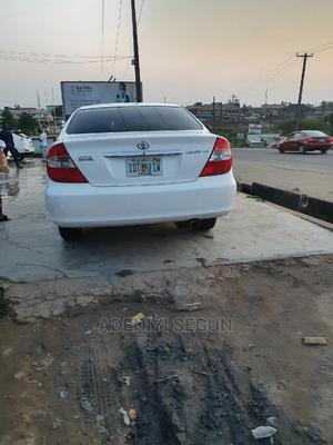 Toyota Camry 2004 White | Cars for sale in Lagos State, Ikorodu