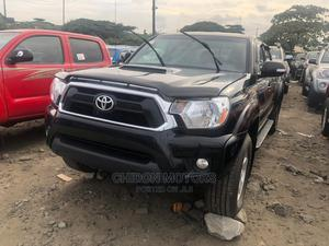 Toyota Tacoma 2012 Double Cab V6 Automatic Black | Cars for sale in Lagos State, Apapa