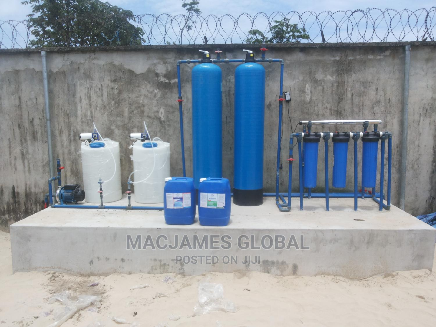 Water Treatment Plant and Maintenance