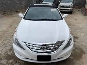 Hyundai Sonata 2012 White | Cars for sale in Lagos State, Surulere