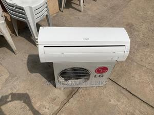 Lg 1hp Split Ac (Foreign Used)   Home Appliances for sale in Lagos State, Ejigbo