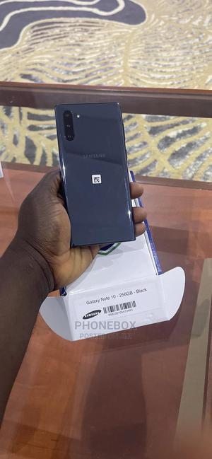 Samsung Galaxy Note 10 256 GB Black | Mobile Phones for sale in Kwara State, Ilorin East