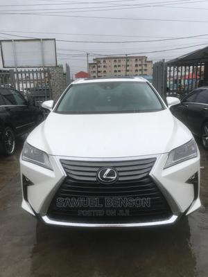 Lexus RX 2017 350 FWD White | Cars for sale in Lagos State, Isolo