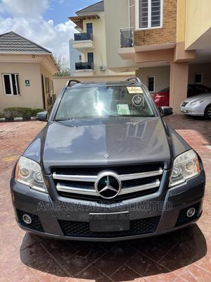 Mercedes-Benz GLK-Class 2009 Gray | Cars for sale in Lagos State, Ifako-Ijaiye