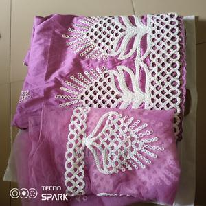 Onion Purple George and Blouse Material | Clothing for sale in Delta State, Ugheli